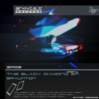 SR09 The Black Diamond Ep. by Braunton (Syntex Records)