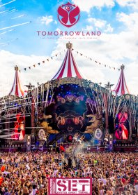18 - 23.7.2018 Tomorrowland Eventreise - Sold Out
