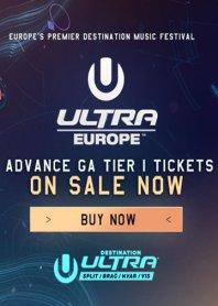 13 -17.07.2017 Ultra Europe - Eventreise