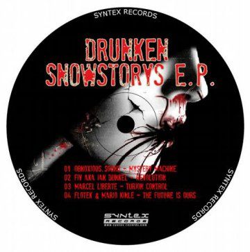SR02 Drunken Snowstory Ep. (Syntex Records)