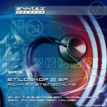 SR15 Stiloskop 2 Ep by Richard Steinschlag (Syntex Records)