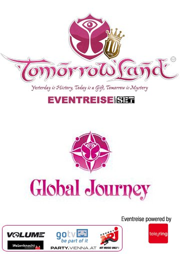 Tomorrowland - Eventreise powered by tele.ring