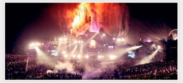 Tomorrowland Private Journey 2014