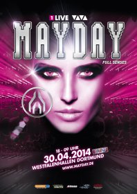 30.04.2014 May Day Eventreise